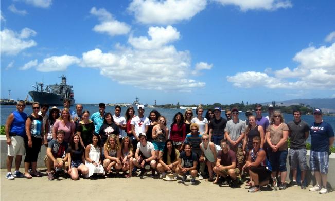 Senior Hawaii Class Trip